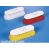Chemical Resistant Wall and Equipment Brush (Yellow)