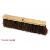 Palmyra Push Broom - Hardwood