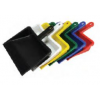 Color Coded Hand-held Dustpans (White)