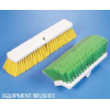 "Equipment Brush (Green, 10"") Flo-Thru"