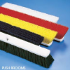 "Push Brooms - Fine Sweeping (White, 18"")"