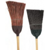Metal Cap Brooms (Fiber)