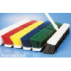 "Push Brooms - Multi-Purpose, Fine to Heavy Sweeping (White, Polypropylene, 24"")"