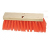 "Orange Crimped Synthetic Fill - Hardwood (16"")"