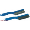 Plastic Handle Wire Brush (Carbon)