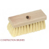 Roofing Brush - Applicator Brush (Tampico, Tapered Handle)