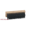 Straight Black Wire Brush
