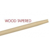 "Heavy Duty Wood Tapered (9"")"